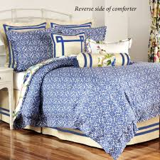 charmed reversible floral comforter bedding by waverly
