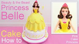 doll cake disney princess doll cake how to by pink cake princess