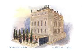 Windsor Castle Floor Plan by Queen Mary U0027s Dolls U0027 House