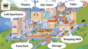 Toca Kitchen Recipes Toca Life City 1 4 1 Apk Download Android образование приложения