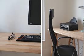 travaux de bureau simplement avant après les travaux transformation du bureau