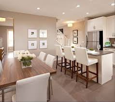 kitchen dinner ideas paint ideas for open living room and kitchen get 20 kitchen