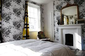 Ideas For Wallpaper In Bedroom Floral Wallpaper Bedroom Magnificent Floral Wallpaper Bedroom
