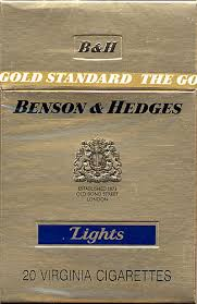 benson hedges lights 20dm2006