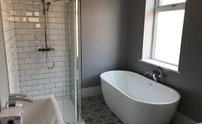 5 simple ways to renovate your bathroom on a budget holly goes
