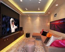 Small Home Theater Ideas  Design Photos Houzz - Home theater design