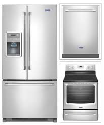 3 Piece Kitchen Appliance Set by Stainless Steel Kitchen Appliance Package Home Depot