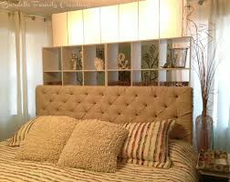 accessories breathtaking bedroom with leather beige tufted