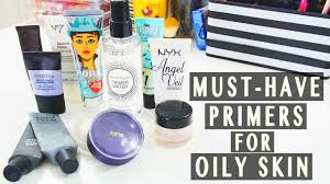 top 10 must have makeup primers for oily combination skin