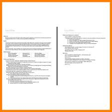 9 2 page resume example time table chart