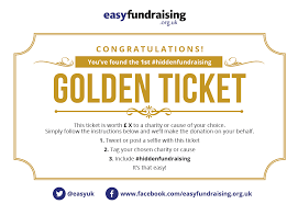 golden ticket template free