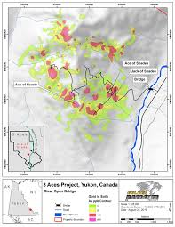 Map Of Yukon Golden Predator Upgrades Access To 3 Aces Project Ramps Up