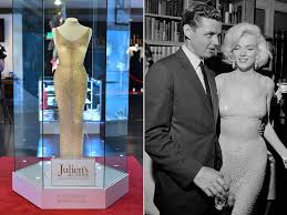 marilyn monroe dress sells for 4 81 million at auction