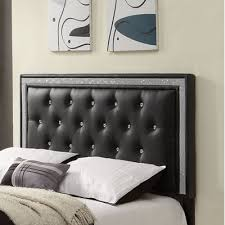 gorgeous queen size fabric headboard charming padded headboard