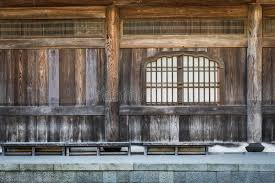 Japanese Temple Interior Japanese Wooden Temple Interior Details Stock Images Image 38178024