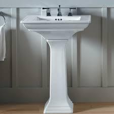 sinks american standard scalloped pedestal sink edge reclaimed