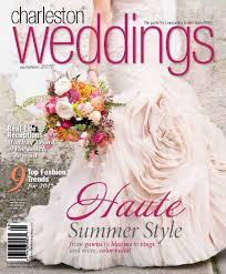 spring wedding design charleston wedding magazine