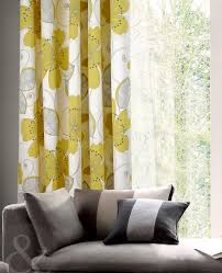 mustard home decor home decor single color cheap curtains yellow flower curtain