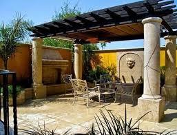 Building A Pergola On Concrete by Garden Pergola Design With Concrete Pillars Garden Pergola