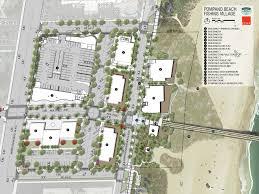 Pompano Beach Florida Map by Pier Development