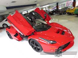 red ferrari red ferrari laferrari priced at crazy 4 7 million