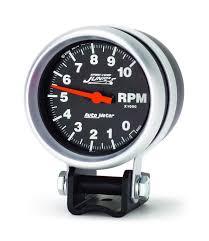 amazon com auto meter 6652 sport comp junior dragster tachometer