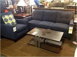 Sofa Broyhill Cort Alexandria Cagny Sofa With A Sophisticated Dark Blue