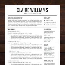 creative resume templates for mac resume template word mac topic related to easy to use and free