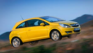 opel yellow opel increases the new corsa production