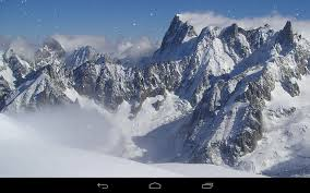 winter mountains wallpaper android apps on google play