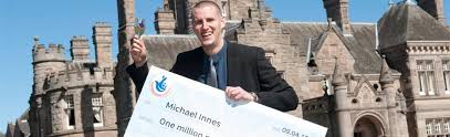 Lottery Instant Wins - instant wins winner michael innes life changing the national