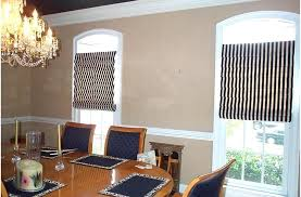 Simple Window Treatments For Large Windows Ideas Home Decoration Diy Living Room Bay Window Treatment Ideas