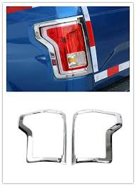 abs light on ford f150 for ford f150 2015 2016 2017 abs chrome rear tail light l cover