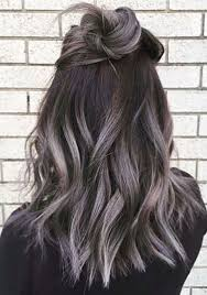 how to bring out gray in hair best 25 purple grey hair ideas on pinterest silver purple hair