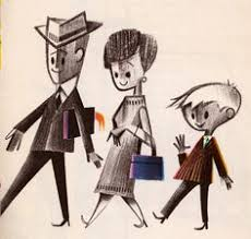national loon 1964 yearbook vintage illustration illustrations illustrations