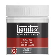 liquitex professional gloss gel medium 8 oz walmart com