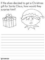 christmas creative writing prompts