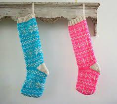 Stocking Designs by Ishknits Holiday Knitting Campaign Ishknits