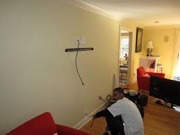 how to hide wires wall mount tv fairfield ct mount tv on wall home theater installation
