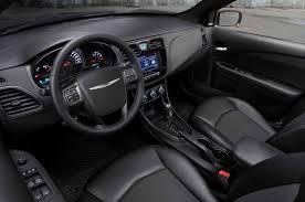 chrysler car interior 2013 chrysler 200 reviews and rating motor trend