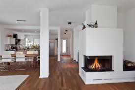modern fireplace design line house
