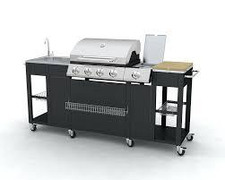 meuble cuisine exterieure bois design d intérieur meuble cuisine exterieure bois barbecue gaz