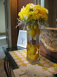 yellow and gray baby shower decorations baby showers modern hostess