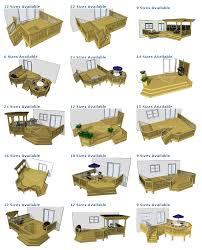 Patio Deck Ideas Designs Porch Deck Designs Deck Plan Pictures Are Courtesy Of Decks Com