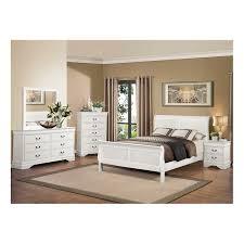 Homelegance Bedroom Furniture Homelegance Beds Mayville 2147tw 1 Bed White From