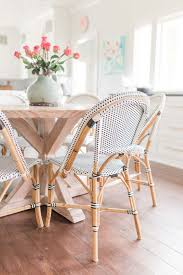 Pastel Dining Chairs Bistro Dining Chairs Coastal Pastel Dining Table Home