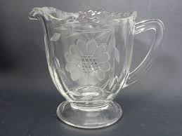 Hughes Cornflower Crystal Cordials 70 Best Retro Glass Images On Pinterest Depression Cut Glass