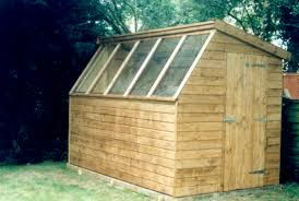 Potting Shed Plans J C Schaay Timber Buildings