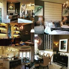 interior design model homes pictures linfield design