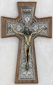 celtic crucifix wall cross and crucifix celtic cross wood decorative olive